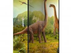 Paraván - Dinosaurs [Room Dividers]
